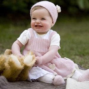 Alpaca dress