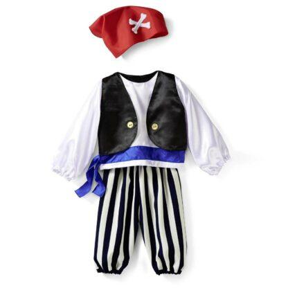 Baby pirate set