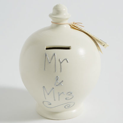 Wedding Couple Money Pot - Terramundi | Little Mischiefs