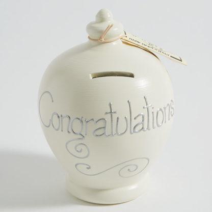 Congratulations Money Pot - Terramundi | Little Mischiefs