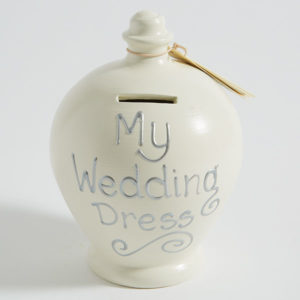 Terramundi Wedding Dress Moneypot