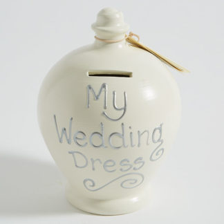 My Wedding Dress Money Pot - Terramundi | Little Mischiefs