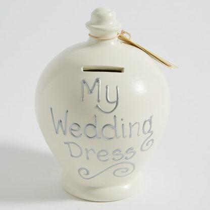My Wedding Dress Money Pot - Terramundi | Little Mischiefs