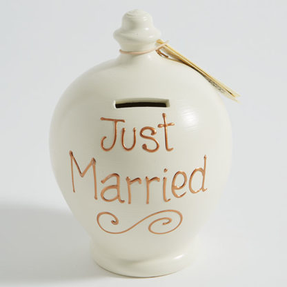 Just Married Money Pot - Terramundi | Little Mischiefs