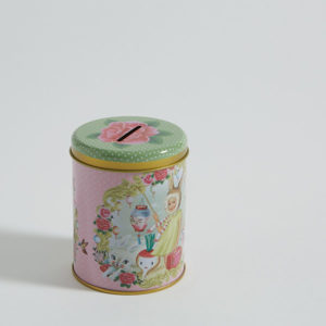 Bunny Money Tin