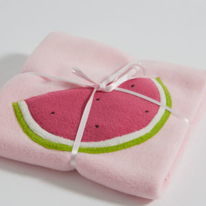Water melon fleece