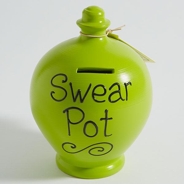 Swear Pot
