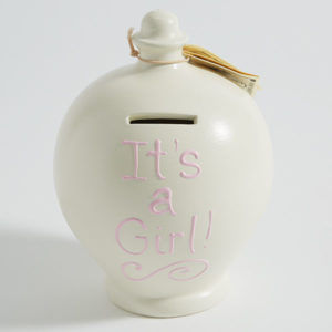 It's a girl money pot