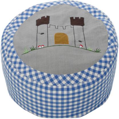 Knight Castle Bean Bag - WinGreen