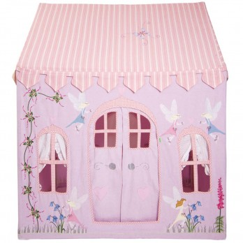 Fairy Cottage - Win Green Cutout