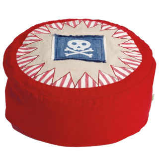Pirate Bean Bag - WinGreen Cutout