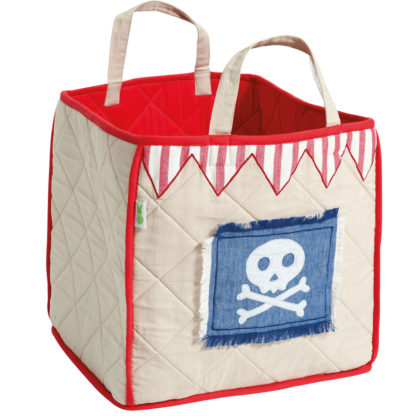 Pirate Toy Bag - WinGreen Cutout