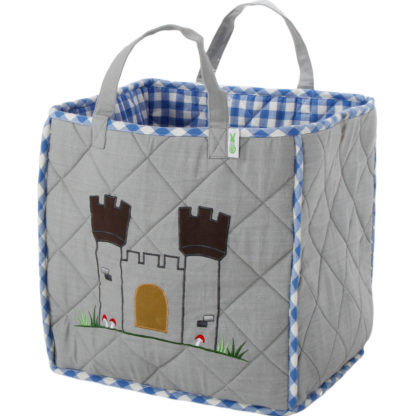 Knight Castle Toy Bag - WinGreen Cutout