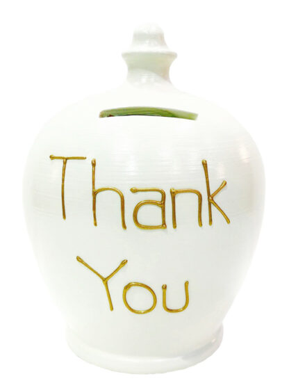 Thank you money pot