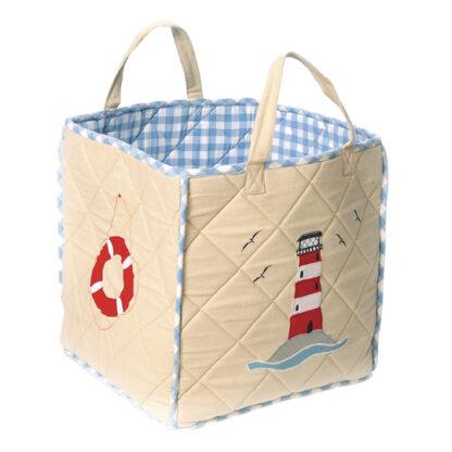 Beach House Toy Bag