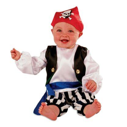 Baby Pirate sitting